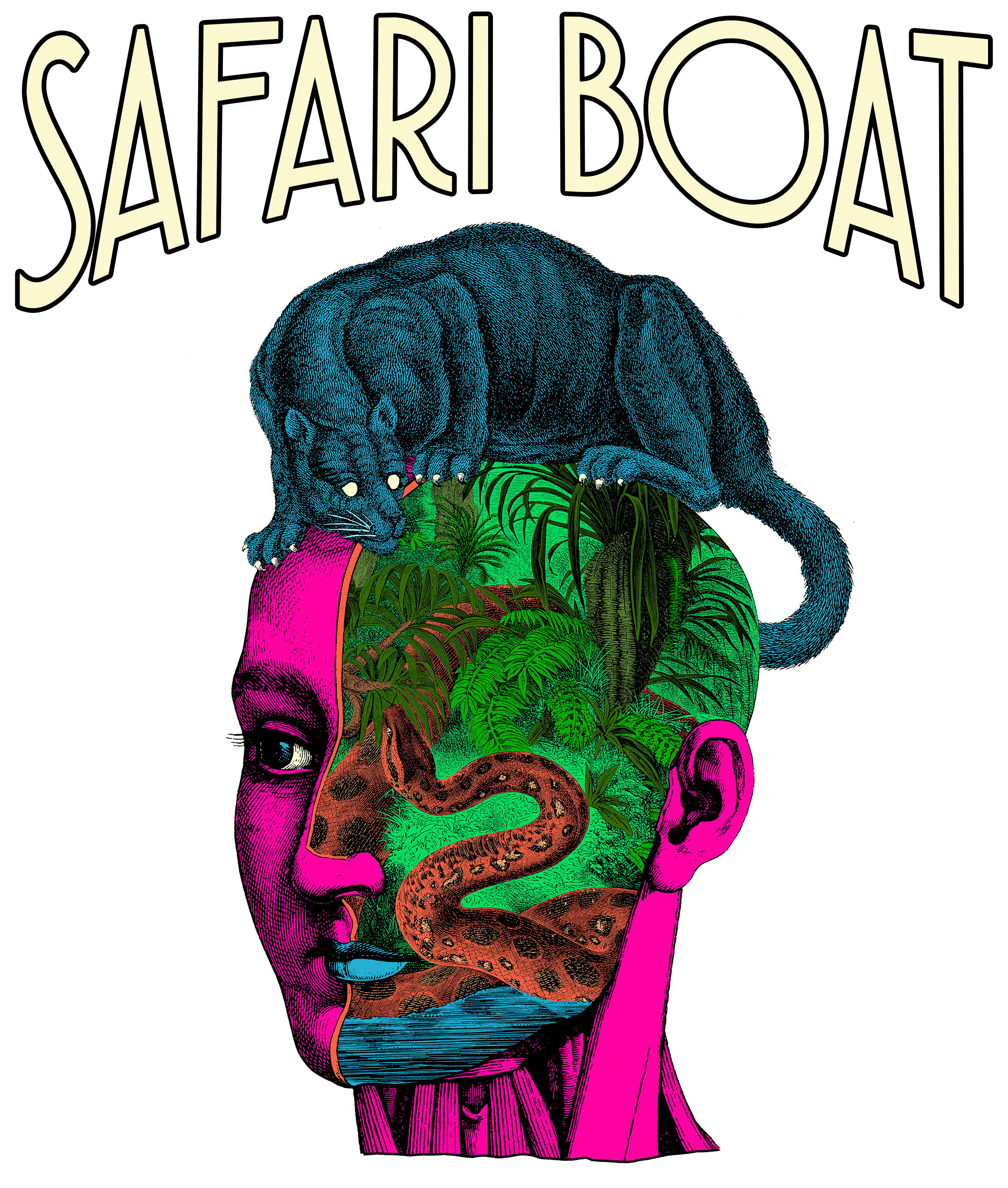 Safari Boat